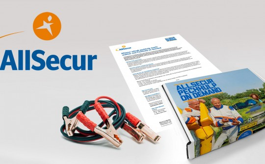 PR: productlancering Allsecur Pechhulp on Demand